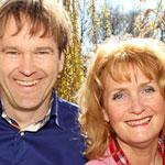 Karin en Martin Koornstra