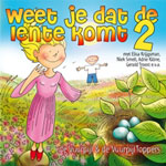 Weet je dat de lente komt (2) songboek (Digitaal)