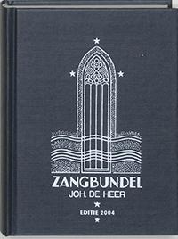 Zangbundel Joh. de Heer (100 jaar editie)