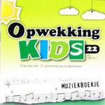 Muziekboekje Opwekking Kids 22
