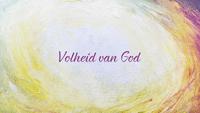 Volheid van God
