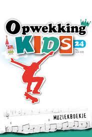 Opwekking Kids tekstboekje 1-323
