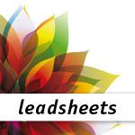 Leadsheets 723 - 734 compleet