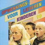 Instrumentale CD 10 Opwekking voor Kids