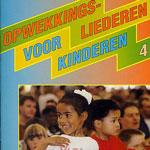 Muziekboekje Opwekking Kids 4