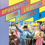 Instrumentale CD 5 Opwekking voor Kids