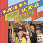 Instrumentale CD 6 Opwekking voor Kids