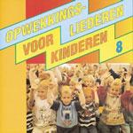 Muziekboekje 8 Opwekkingsliederen voor kinderen