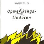 Muziekboek 735 - 746 (Opwekking 36)