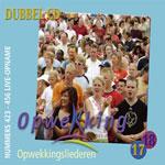 UITVERKOCHT!! Dubbel CD17-18 Opwekkingsliederen