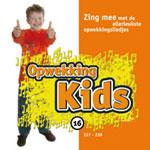 Muziekboekje Opwekking Kids 16