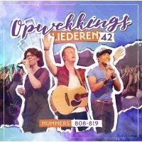 CD 42 Opwekkingsliederen + DVD