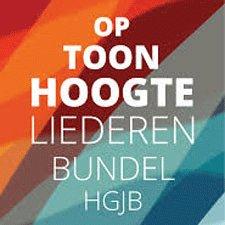 Teksteditie Op Toonhoogte liederen Bundel HGJB