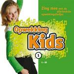 Muziekboekje Opwekking Kids 1