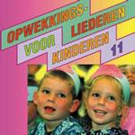 Muziekboekje Opwekking Kids 11