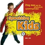 Instrumentale CD 14 Opwekking voor Kids