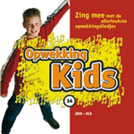 Muziekboekje Opwekking Kids 14