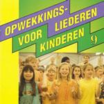 Muziekboekje Opwekking Kids 9