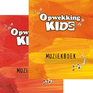 Opwekking Kids muziekboek 1-335 (2 mappen)